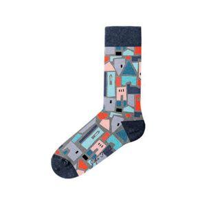 Dámské ponožky John Frank WJFLSFUN19-20 UNI Dle obrázku