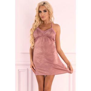 Jemná košilka Ressia - LivCo Corsetti L/XL Růžová