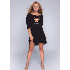 Noční košilka Sensis Ballerino L/XL Černá