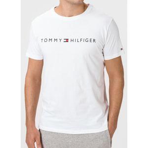 Pánské tričko Tommy Hilfiger UM0UM01434 S Tm. modrá