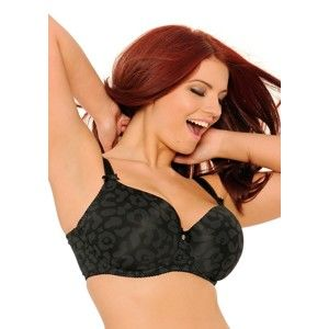 Podprsenka Curvy Kate Smoothie 2401 black 30 GG Ck-black